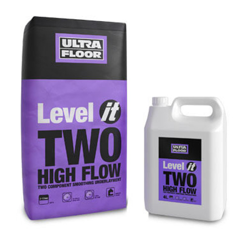 Instarmarc Ultrafloor Level IT Two Bag & Bottle