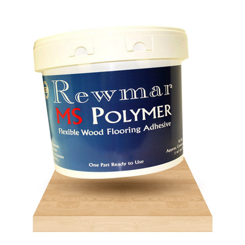 Rewmar MS Polymere Flexible Wood Adhesive 16 Kg