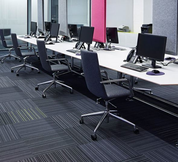 Burmatex Strands Carpet Tiles