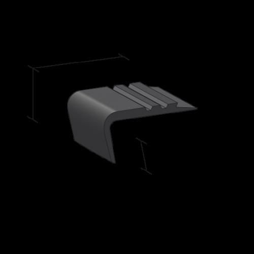 PVC Stair nosings