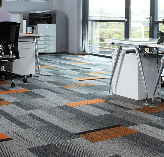 Burmatex Balance Atomic Carpet Tiles