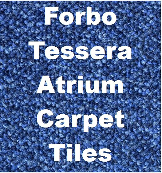 Forbo Tessera atrium Carpet Tiles
