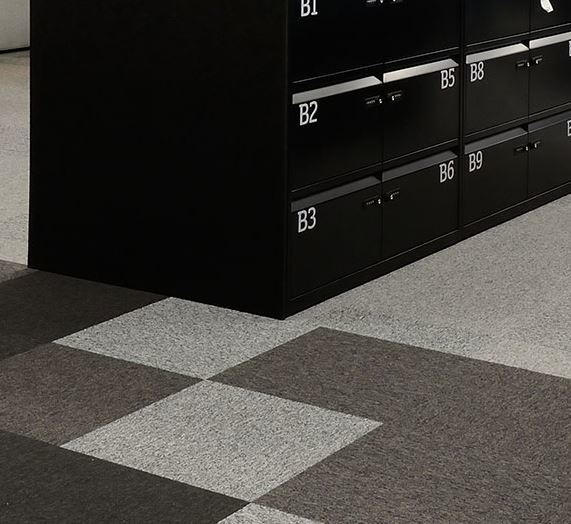 Burmatex Balance Carpet Tiles