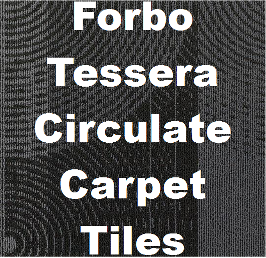 Forbo Tessera Circulate Carpet Tiles