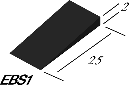 Quantum Bevel Strips