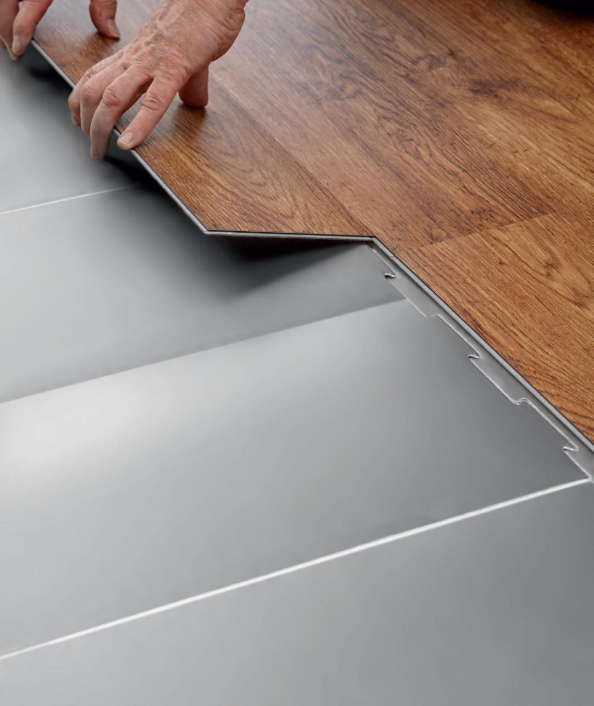 Hard flooring underlay