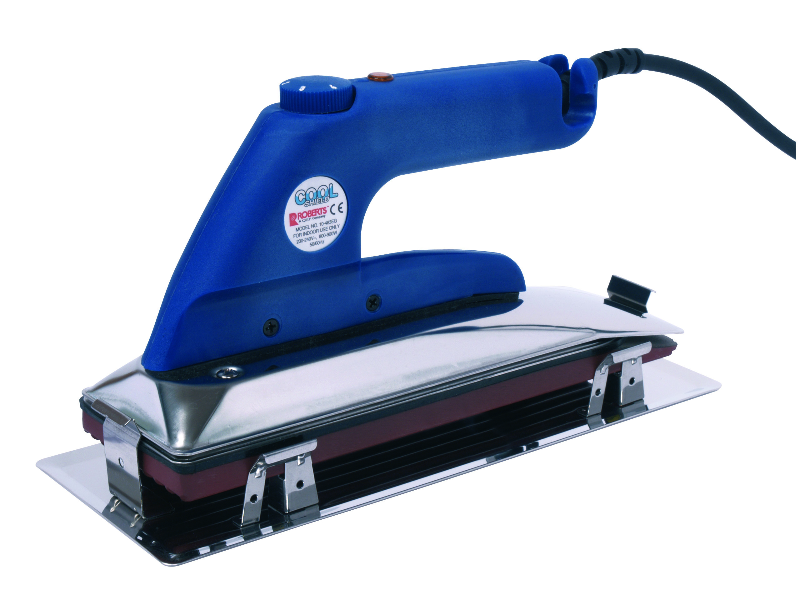 Heat Seaming Irons & Accessories