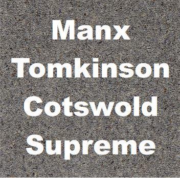 Manx Tomkinson Cotswold Supreme