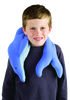 Dolphin Wrap - Weighted and Washable Stuffed Animal