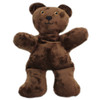 Microwavable Brown Thera Bear Weighted Stuffed Animal