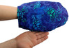 Hand Mitt Protect and Comfort Hands against Cold or Heat - Batik Turtle Fabric