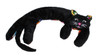 Weighted Washable Kitty Kuddles Black Fluff & Happy Cats Belly Finish by Grampa's Garden - 1