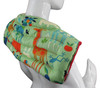 """Children's Upper Back and Shoulder Wrap Supreme Hot or Cold Therapy Pack 20.5"""" x 14"""" 5 LBS"""