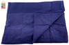 Navy 10 LB Weighted Washable Body Blanket - Overstock Sale