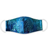 Batik Sea Turtle Face Mask with earloop