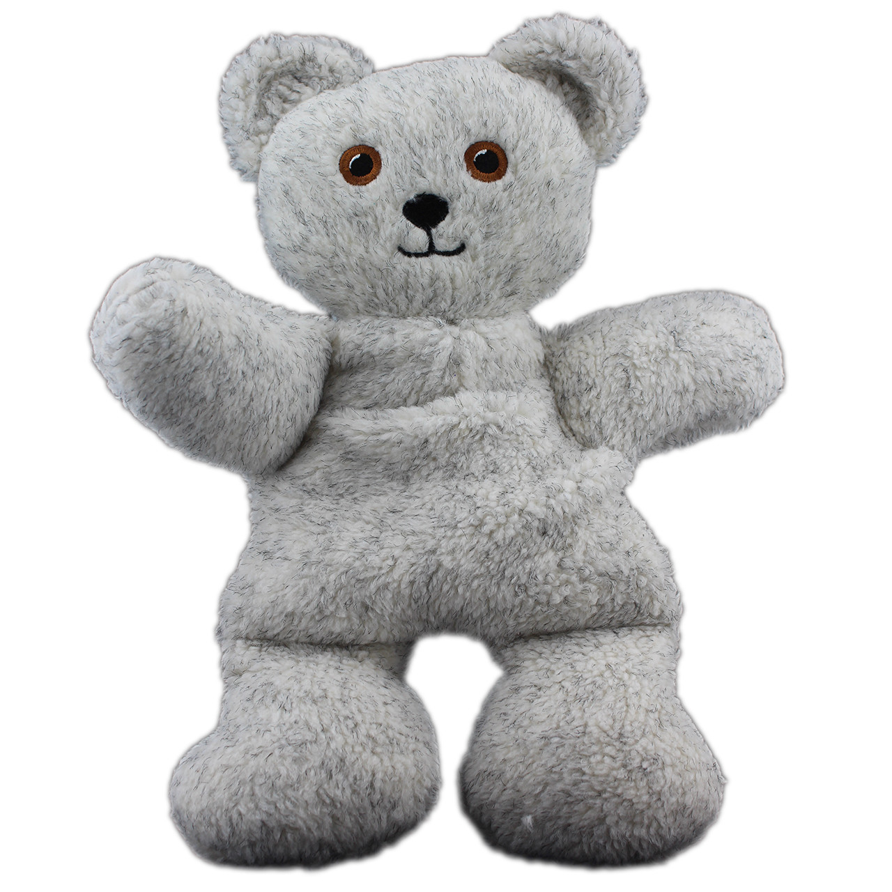 Microwavable Oatmeal Thera Bear Weighted Stuffed Animal
