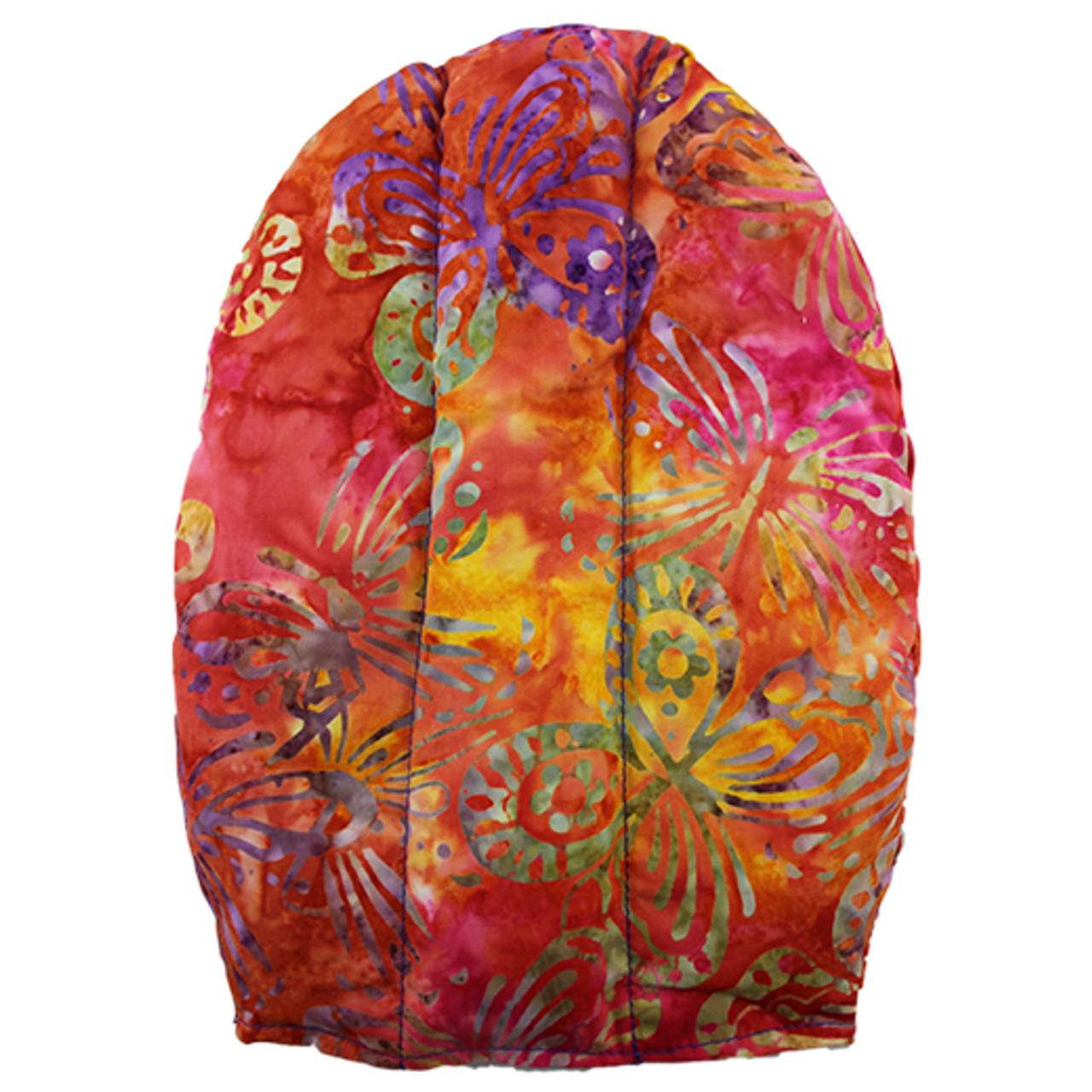 Hand Mitt Provide Relief from Hand and Wrist Pain - Batik Butterfly Fabric