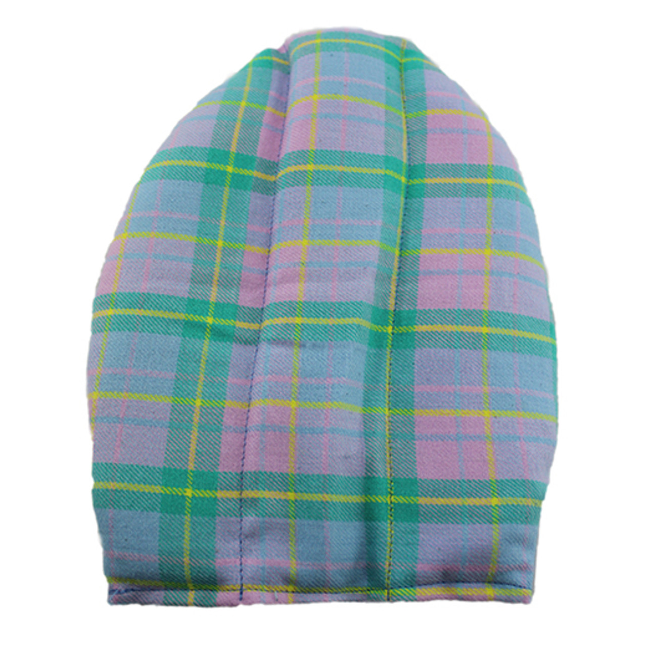 Hand Mitt Provide Relief from Hand and Wrist Pain - Pastel Plaid Flannel Fabric