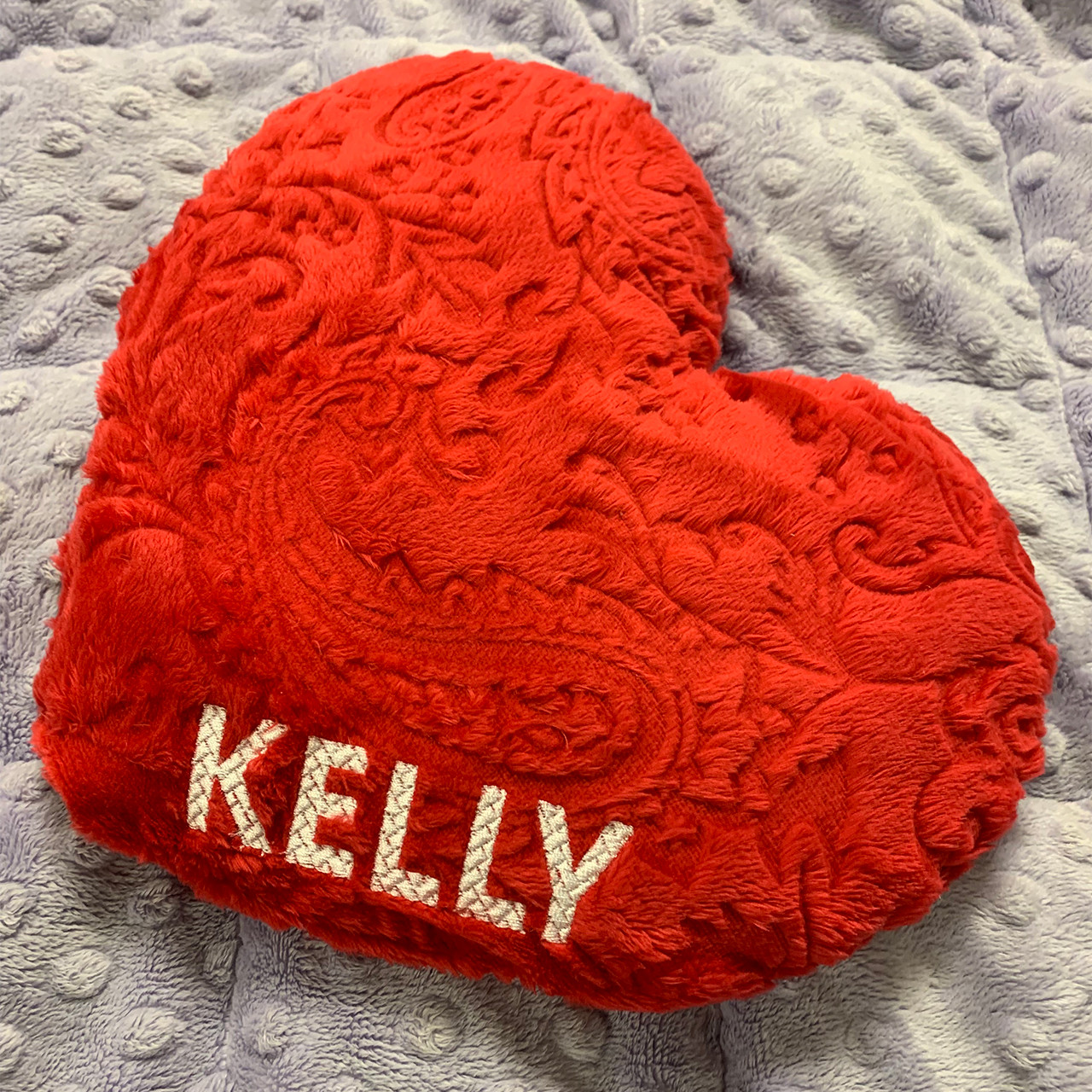 Healing Heart Pac with Monogramming