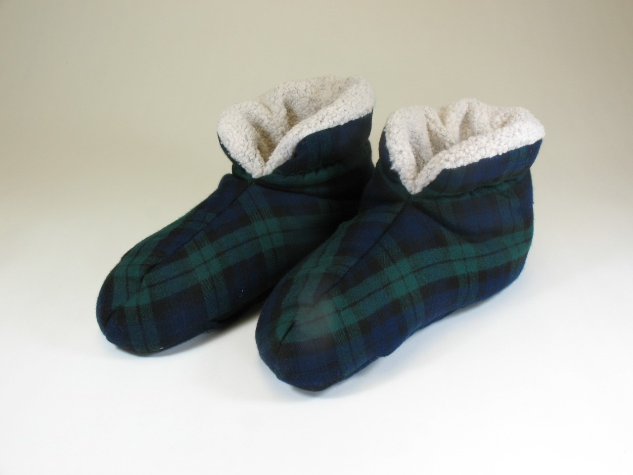 Microwavable Heated Slipper for Men and Women by Grampa's Garden
