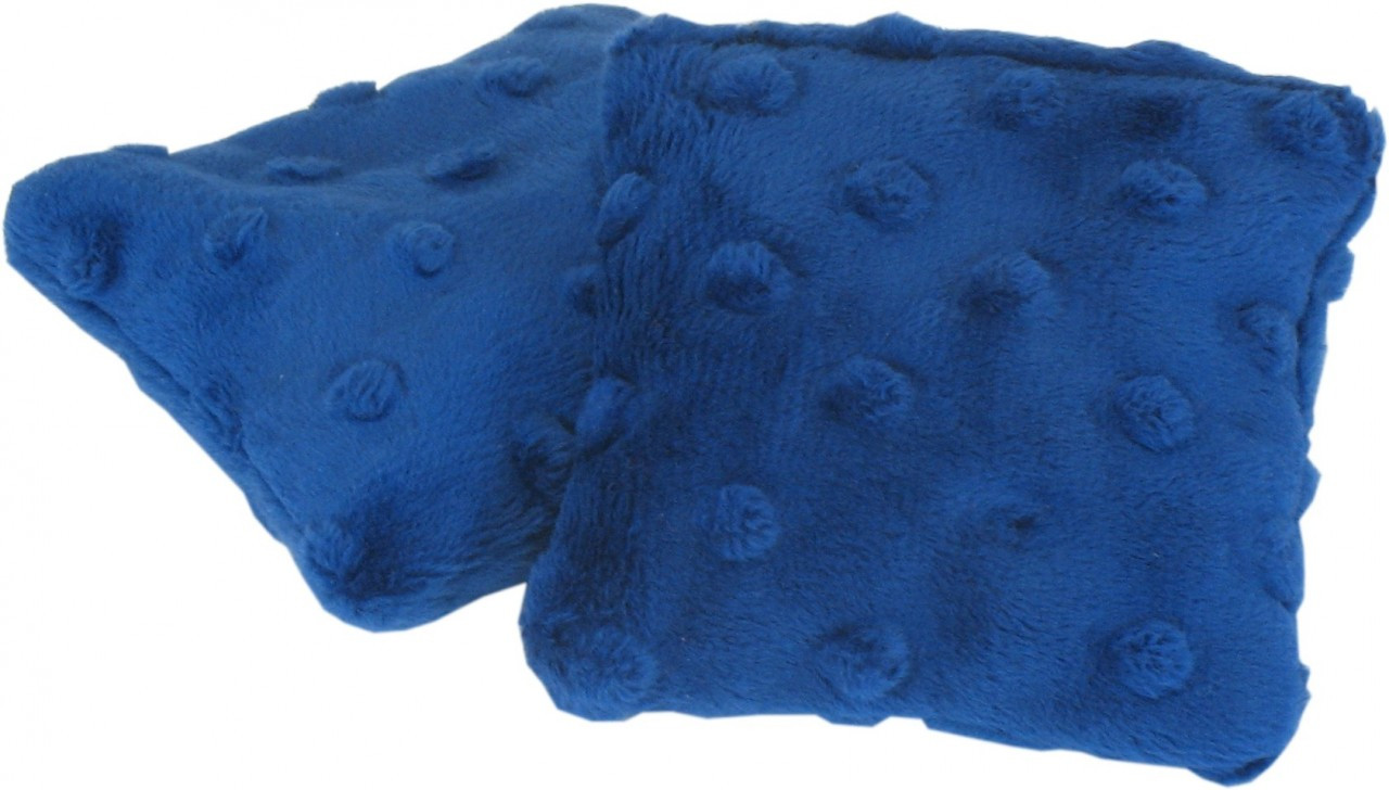 Reusable Hand Warmer Navy Flannel Finish by Grampa's Garden Made in Maine USA