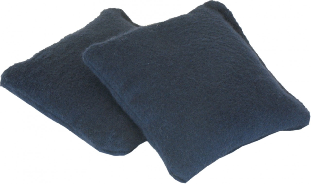 Reusable Hand Warmer Black Watch Flannel Finish by Grampa's Garden Made in Maine USA