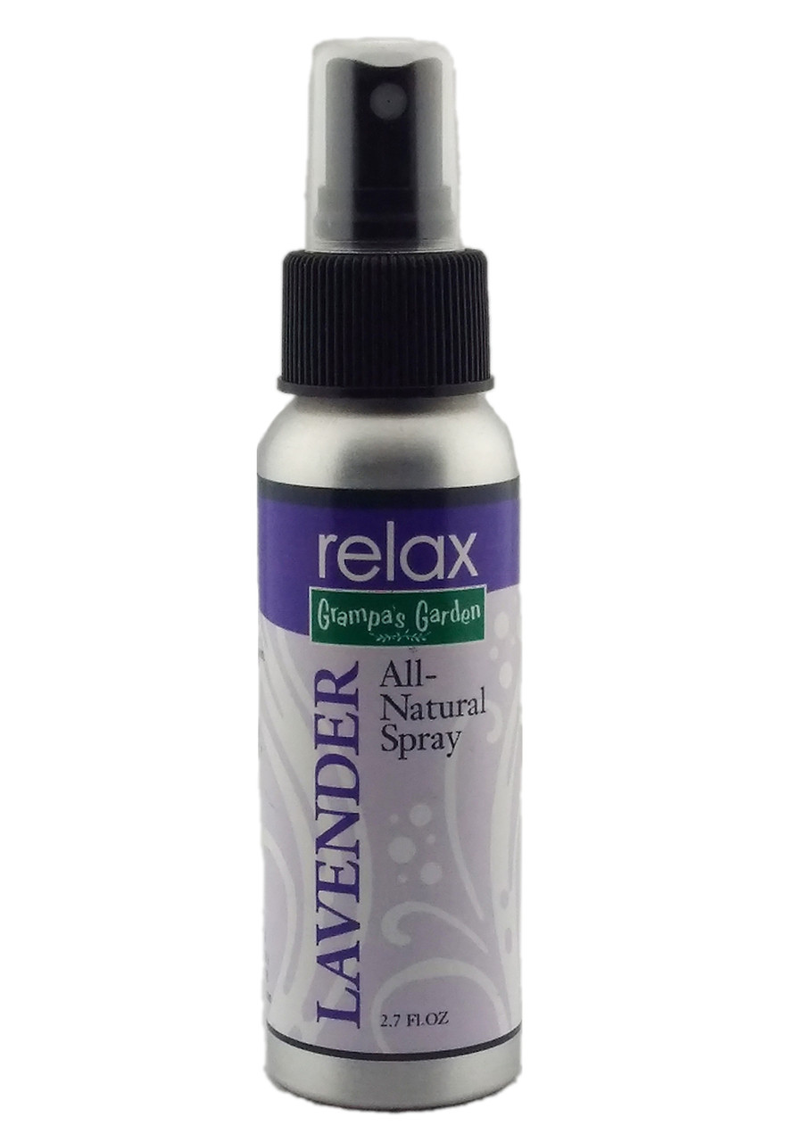 Spice Room Spray - All Natural. Made from 100% Pure Plant Essential Oils.