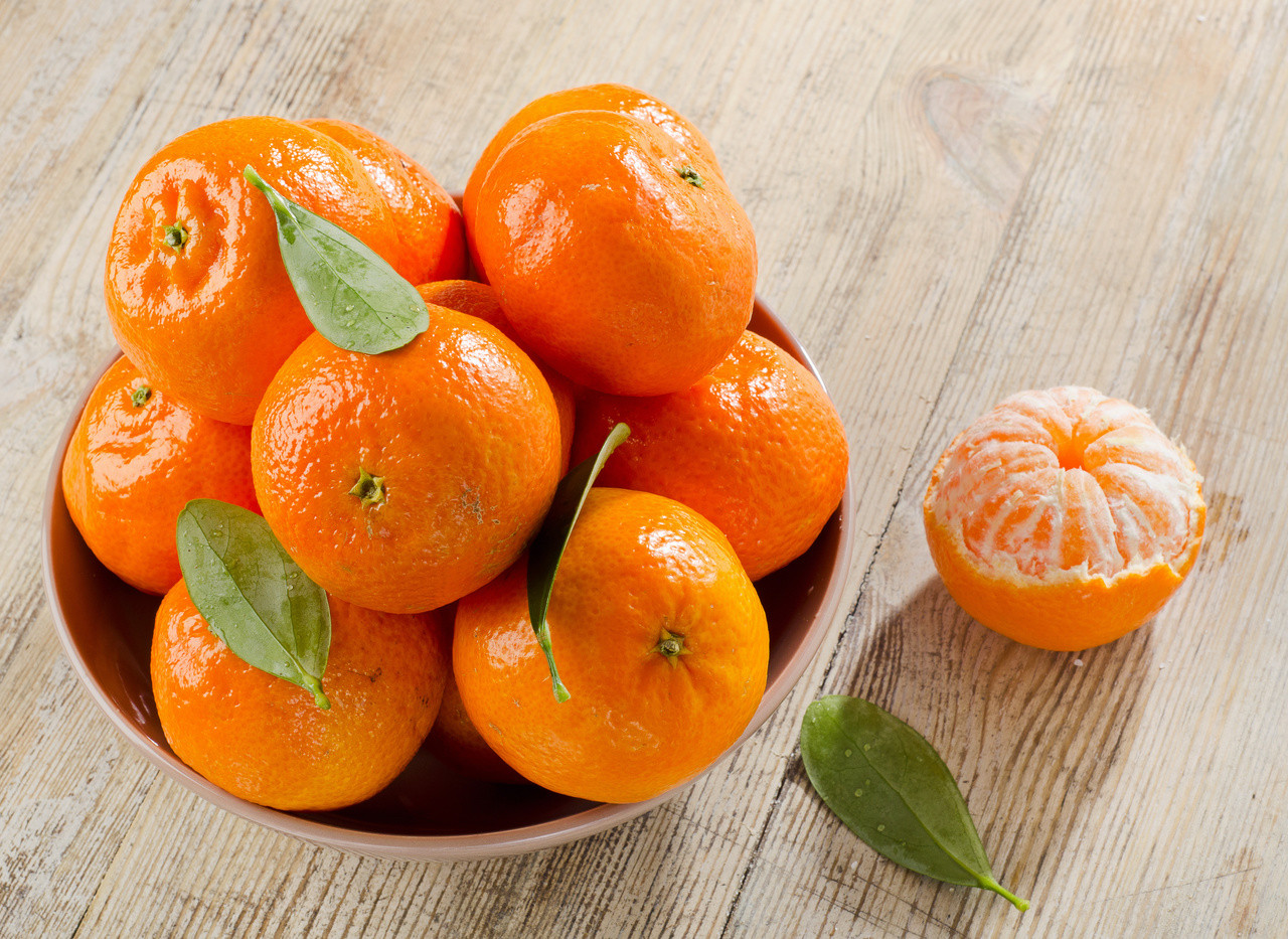 Tangerine Essential Oil Uses and Benefits by Grampa's Garden Made in Maine USA