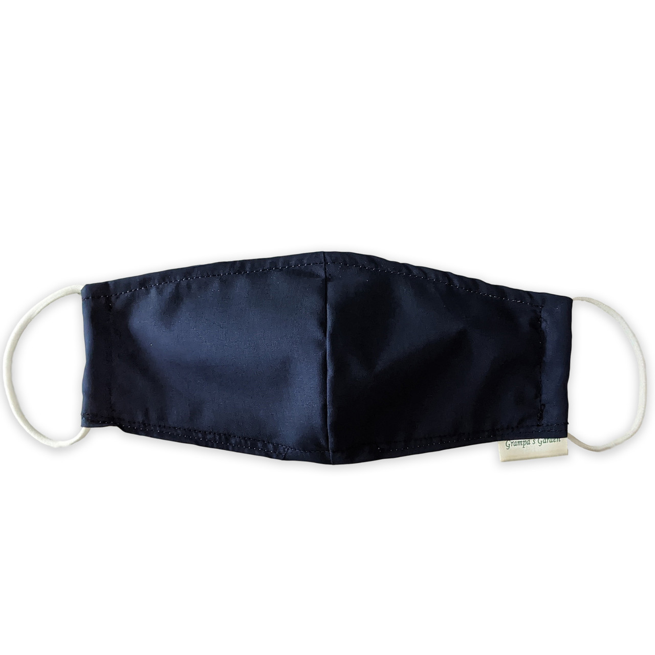 Navy Face mask with earloop