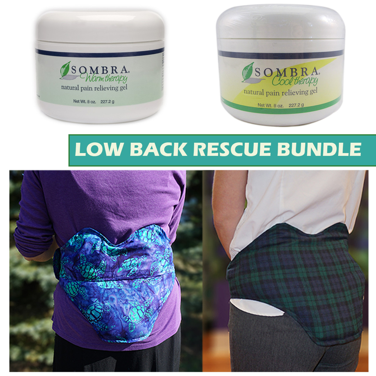 Low Back Rescue Bundle