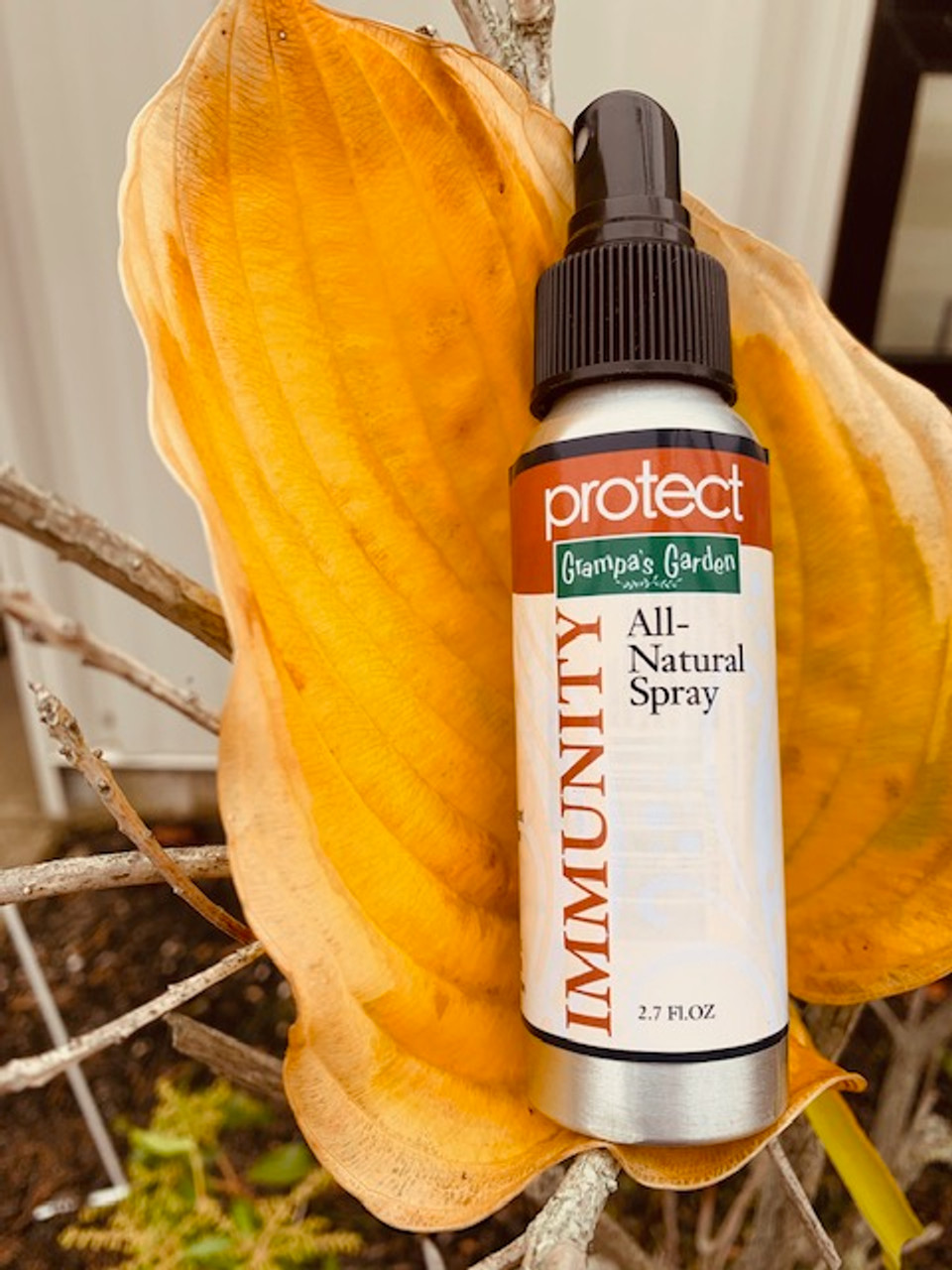 Protect - All Natural Spray