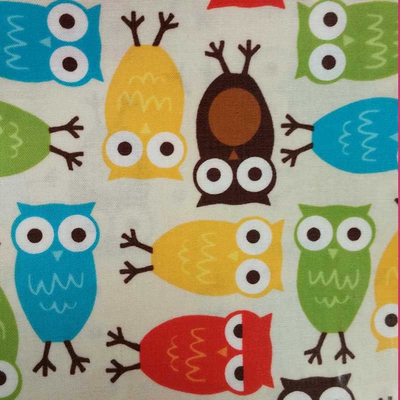Weighted Washable Body Shawl - 5 LB - Owl Laminate - OUTLET SALE