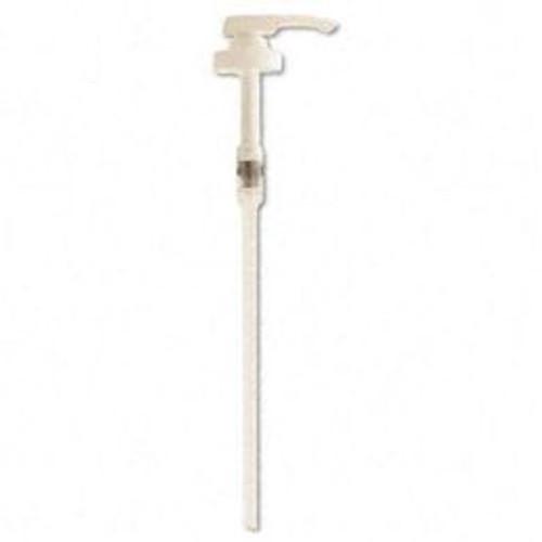 White Pump for 64 oz Theraputic Massage Oil or Cream Bottle