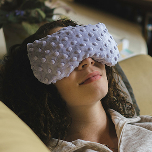 Spa Eye Sinus Pac - Eye Cover - Lavender
