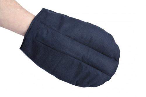 Hand Mitt Protect and Comfort Hands against Cold or Heat - Navy Fabric