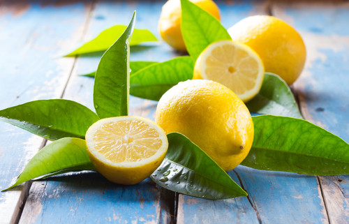 Lemon Essential Oil Benefits your Skin by Reducing Acne, Nourishing Damaged Skin and Hydrating the Skin