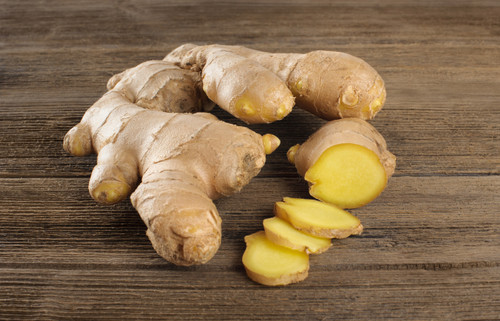 Ginger Root - Zingiber officinale