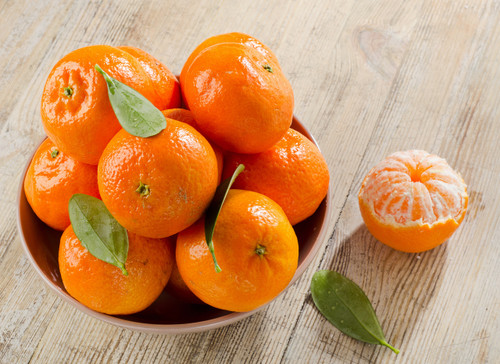 Tangerine - Citrus reticulata