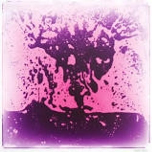 Purple Sensory Floor Tiles - Liquid Filled
