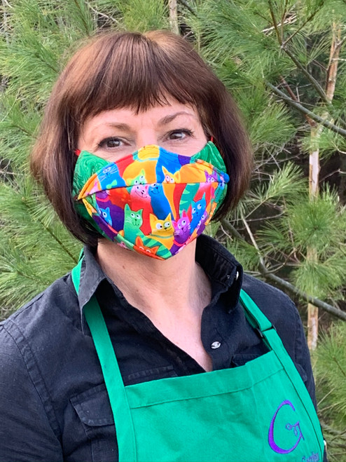 3D Face Masks