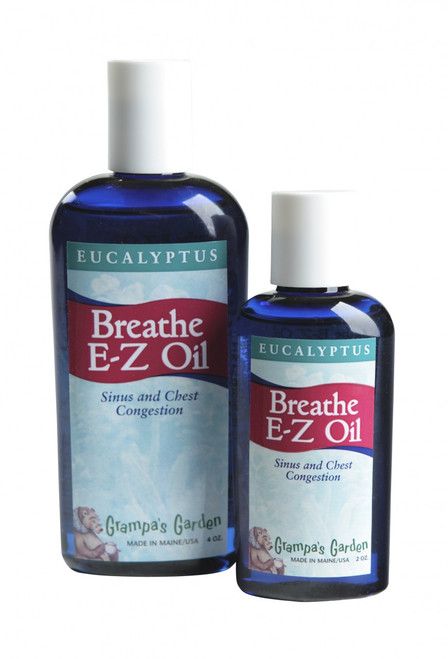 Breathe E-Z Oil