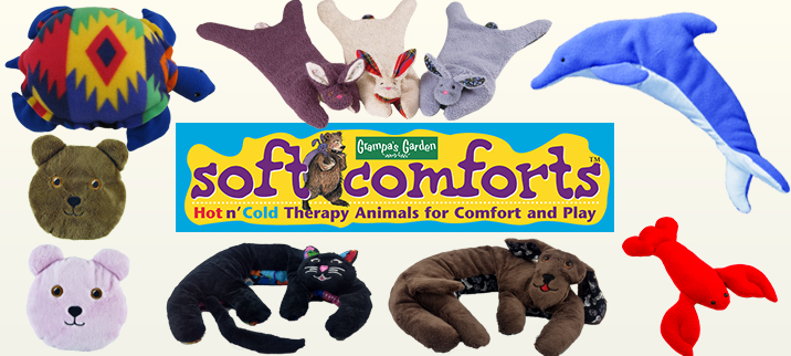 Shop Animal Hot or Cold Packs. Soft Comforts Warmers