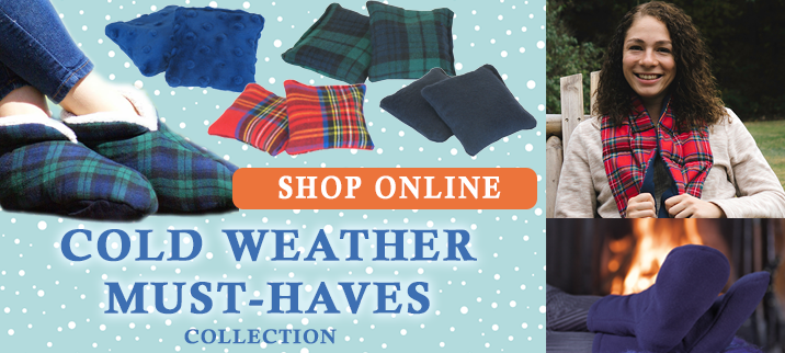 Shop our Cold Weather Must-Haves collection