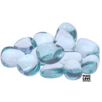 Blue Obsidian Tumbled Stones