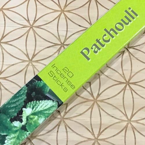 Patchouli Incense Sticks