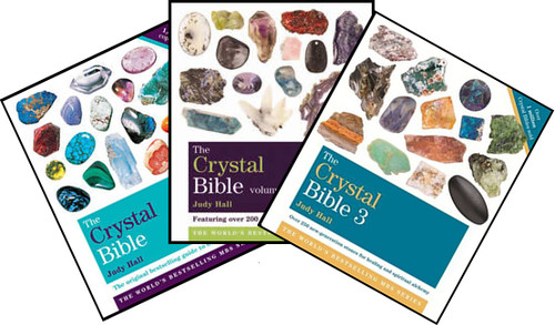 The Crystal  Bible Volume 1 2 & 3 Set