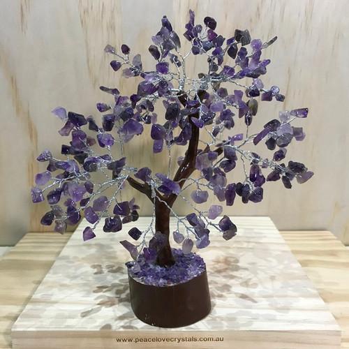 Amethyst Medium Crystal Tree