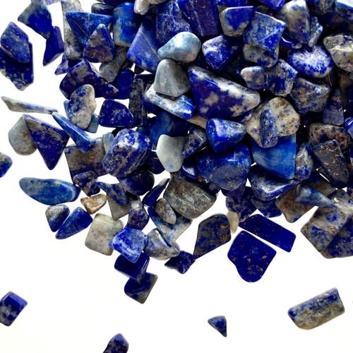 Lapis Lazuli Mini Tumbled Stone Chips