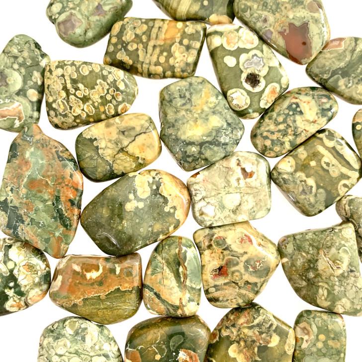 Rhyolite Tumbled Stones