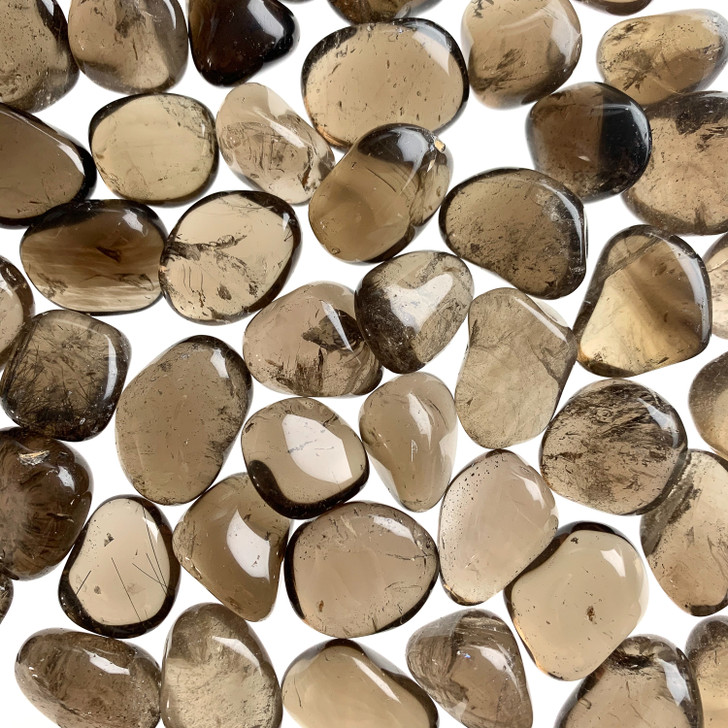 Smoky Quartz Tumbled Stones
